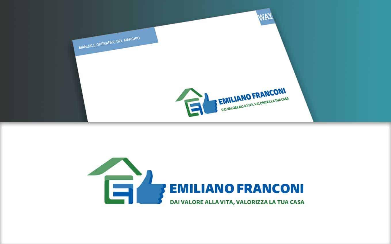 identità aziendale Emiliano Franconi