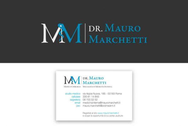 identità aziendale dr. mauro marchetti