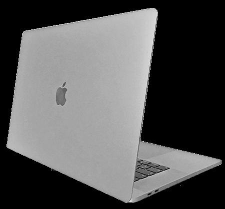 sii web e identità aziendale mac book pro