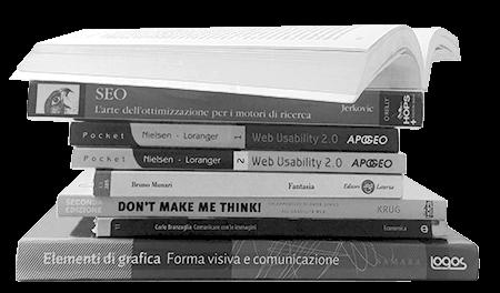 web agency aggironamento libri